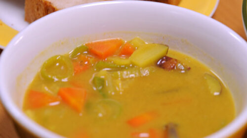 オーガニックスープ